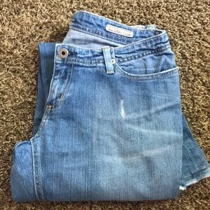 Chip and Pepper low rise jeans